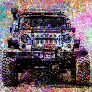 Christian Lange - Luxury Toy - Jeep