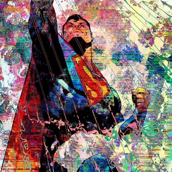 Christian Lange - Superman