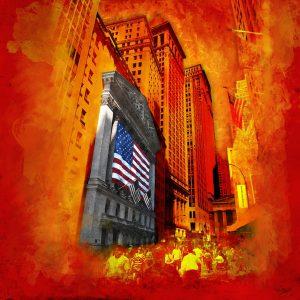 Christian Lange - Orangyork - Wall Street