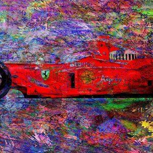 Christian Lange - Formule 1 - Ferrari