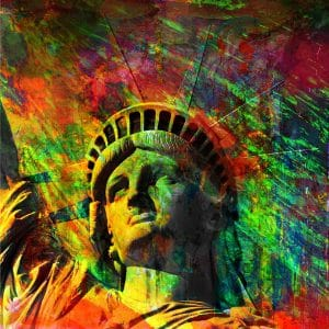 Christian Lange - Lady Liberty