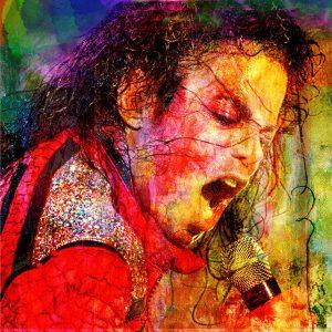 Christian Lange - Michael Jackson