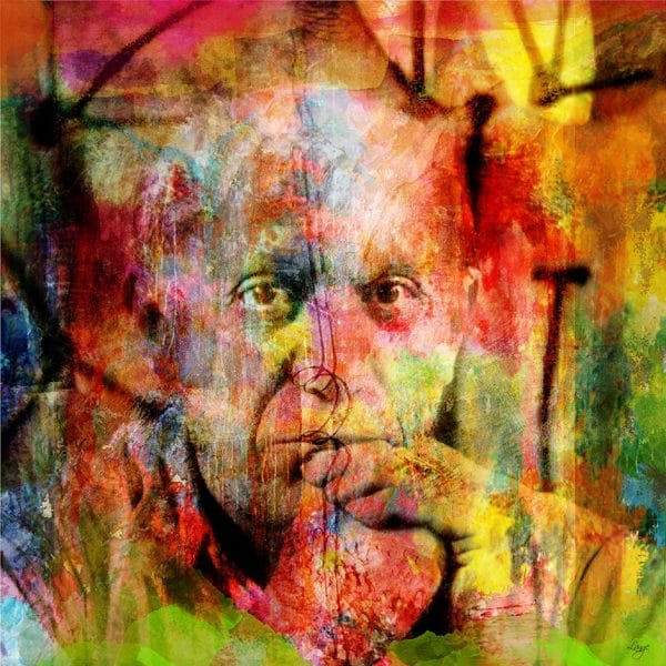 Christian Lange - Pablo Picasso