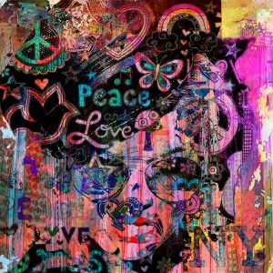 Christian Lange - Peace Love