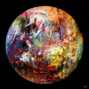 Christian Lange - La Terre