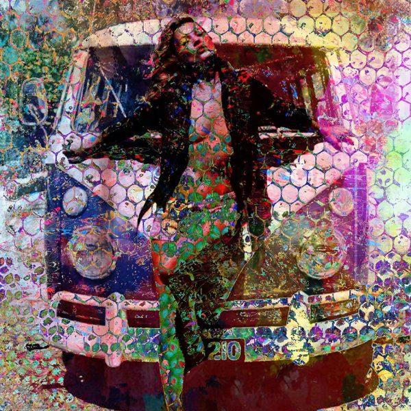 Christian Lange - VW Van