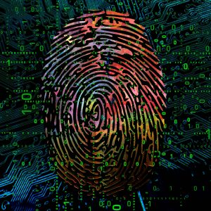 Christian Lange - Pop Art Fingerprint