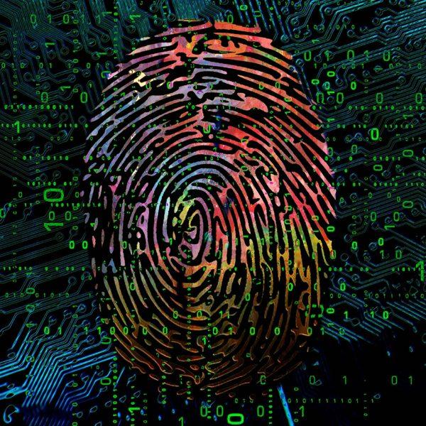 Christian Lange - Pop Art Fingerprint