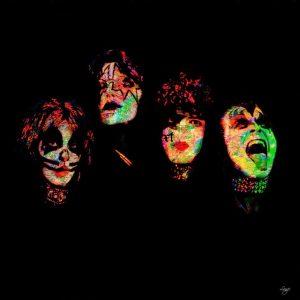 Christian Lange - Rock Band - Kiss