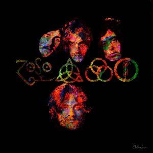 Christian Lange - Rock Band - Led Zepplin