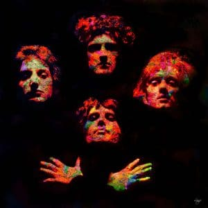 Christian Lange - Rock Band - Queen