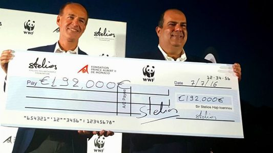 Christian Lange - Stelios FPA2 WWF 4th Annual Fundraiser