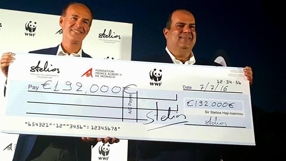 Christian Lange - Stelios FPA2 WWF 4th Annual Fundraiser