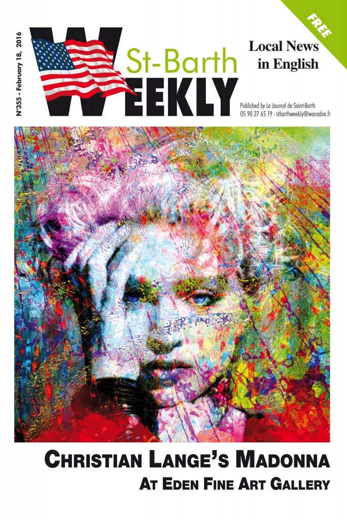Christian L. Lange - The Weekly - 18 Février 2016