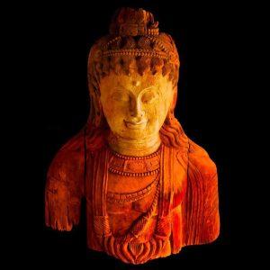 Christian Lange - Bouddha