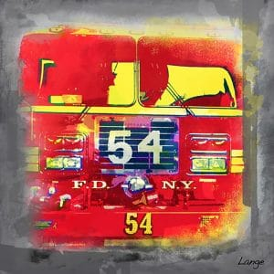 Christian Lange - FDNY Engine 54