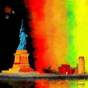 Christian Lange - Lady Liberty